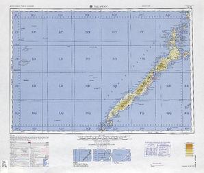 Palawan: International Map of the World IMW-nc-50