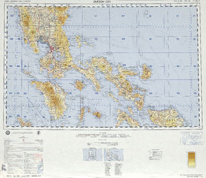 Quezon City: International Map of the World IMW-nd-51