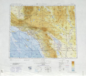 Los Angeles Map - IMW