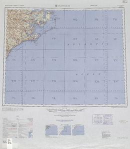 Hatteras: International Map of the World IMW-ni-18