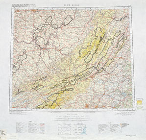 Blue Ridge Map - IMW