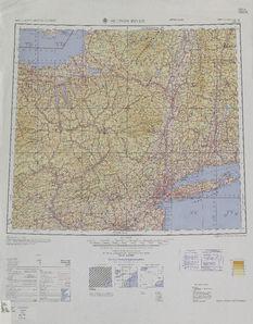 Hudson River Map - IMW