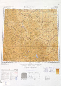 Yellowstone Map - IMW