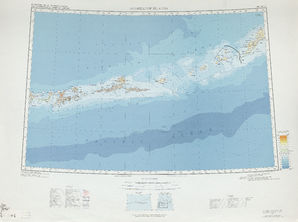 Andreanof Islands Map - IMW