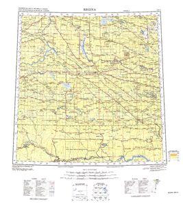 Regina Map - IMW