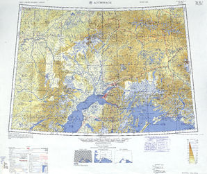 Anchorage: International Map of the World IMW-np-5-6