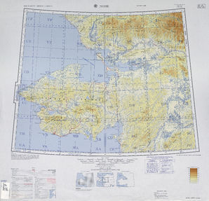 Nome Map - IMW