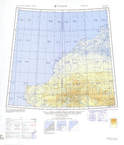 Barrow: International Map of the World IMW-nr-3-4