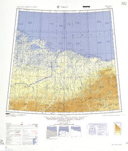 Umiat: International Map of the World IMW-nr-5-6