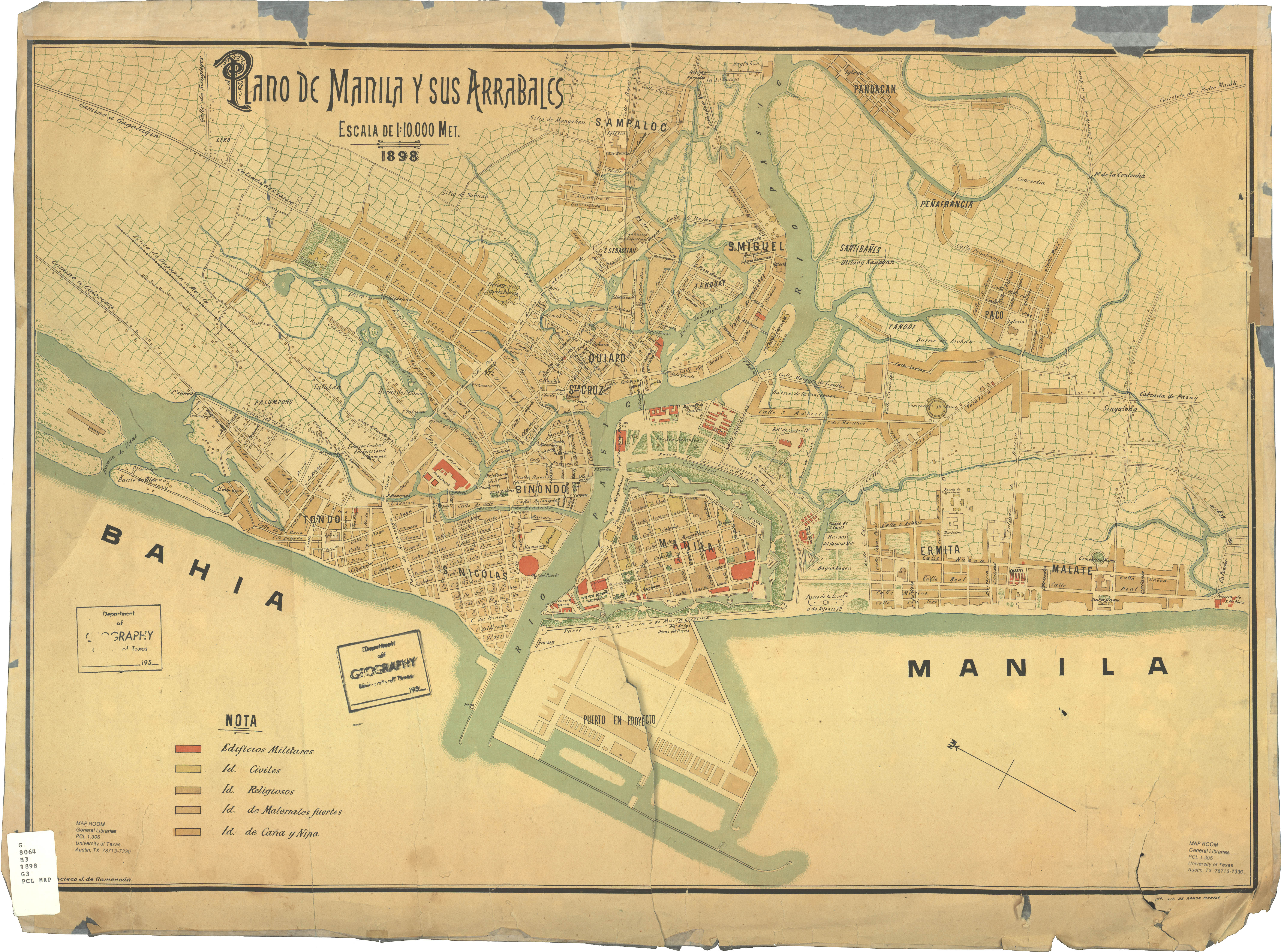 Online map of manila and suburbs 1898 historical download full size map image manila and suburbs 1898 historical map gumiabroncs Gallery