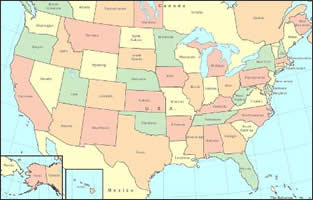 State Maps